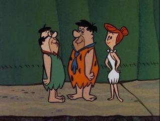 The Flintstones: Hollyrock, Here I Come