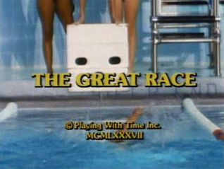 Degrassi Junior High: The Great Race