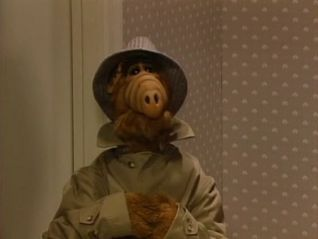 ALF: For Your Eyes Only