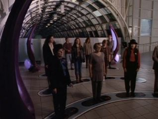 Earth Final Conflict: Through The Looking Glass