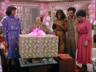 The Jeffersons: The Shower