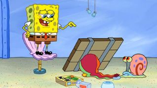 SpongeBob SquarePants: Gary's New Toy