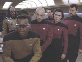 Star Trek: The Next Generation: Conundrum