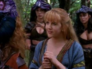 Xena: Warrior Princess: Hooves & Harlots