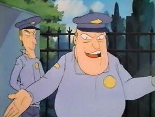 Inspector Gadget: Crashcourse in Crime