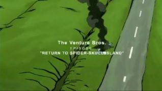 The Venture Bros.: Return to Spider-Skull Island