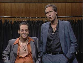 Saturday Night Live: Chevy Chase [6]