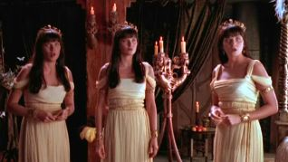 Xena: Warrior Princess: Warrior...Priestess...Tramp