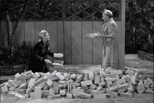 I Love Lucy: Building a B.B.Q.