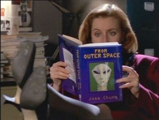 The X-Files: Jose Chung's From Outer Space