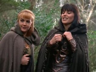 Xena: Warrior Princess: The Dirty Half Dozen