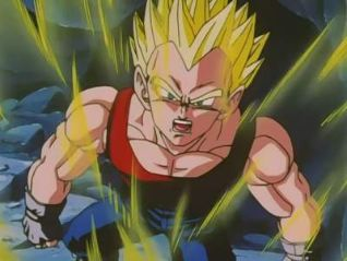 DragonBall GT: The Attack on Vegeta