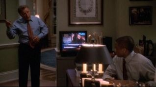 The West Wing: Stirred