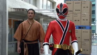 Power Rangers Samurai: Origins, Part 1