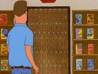 King of the Hill: Hank's Dirty Laundry