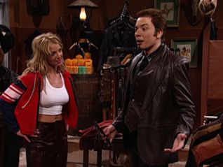 Saturday Night Live: Britney Spears [2]