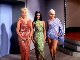 Star Trek: Mudd's Women