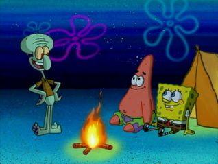 SpongeBob SquarePants: Squid Gets Mauled