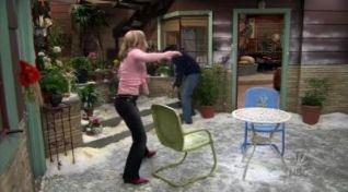 Joey: Joey and the Snowball Fight