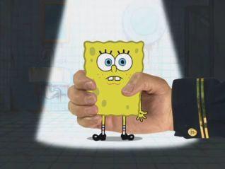 SpongeBob SquarePants: Model Sponge