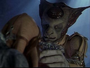 Farscape: DNA Mad Scientist