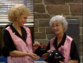 The Golden Girls: The Competition