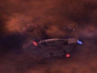 Star Trek: Deep Space Nine: Starship Down