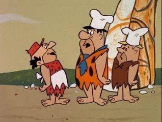 The Flintstones: The Drive-in