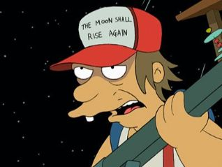 Futurama: The Series Has Landed