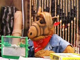 ALF: Funeral for a Friend