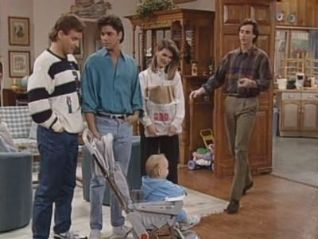 Full House: Three Men and Another Baby