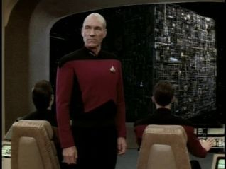 Star Trek: The Next Generation: The Best of Both Worlds, Part II