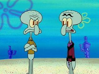 SpongeBob SquarePants: No Weenies Allowed