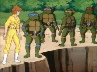Teenage Mutant Ninja Turtles: Turtles at the Earth's Core