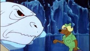The Scooby-Doo Show: A Scary Night With a Snow Beast Fright