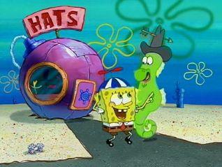SpongeBob SquarePants: My Pretty Seahorse