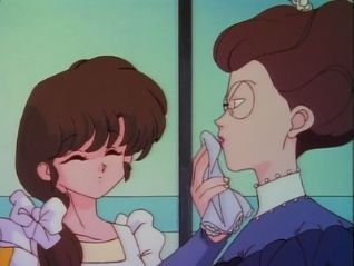Ranma 1/2: Madame St. Paul's Cry for Help