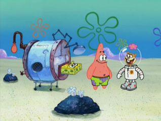 SpongeBob SquarePants: Selling Out