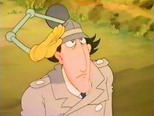 Inspector Gadget: Busy Signal