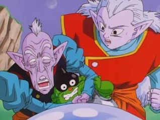 DragonBall GT: Old Kai's Last Stand