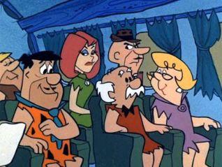 The Flintstones: Fred El Terrifico