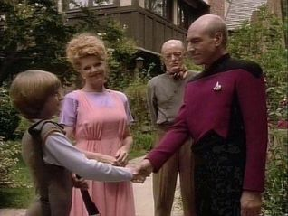 Star Trek: The Next Generation: Family