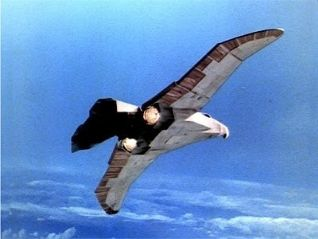 Buck Rogers in the 25th Century: Time of the Hawk, Part 1