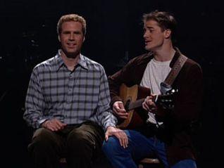 Saturday Night Live: Brendan Fraser [1]