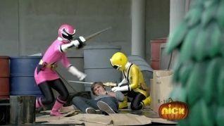 Power Rangers Samurai: Party Monsters