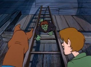 Scooby-Doo, Where Are You!: Who's Afraid of the Big Bad Werewolf?