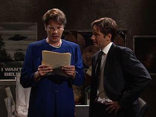 Saturday Night Live: David Duchovny [2]