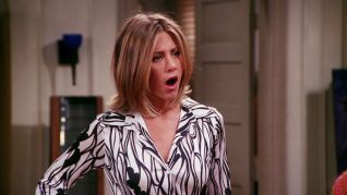 Friends: The One With Rachel's Big Kiss