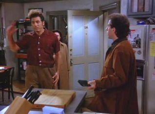 Seinfeld: The Kiss Hello