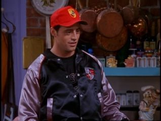 Friends: The One With Joey's Porsche
